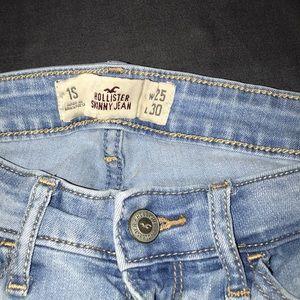 Light Blue Hollister Jeans